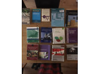 Bundle of Law Books for sale suitable for :aw Degree Student - buyer to collect