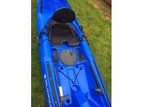KAYAK TARPON120 WILDERNESS SYSTEMS 12FOOT