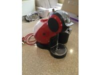 Nescafe Dolce Gusto, Coffee Pod Machine, like new with box
