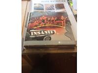 Insanity Beach Body DVD £17.50