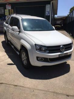 Volkswagen AMAROK 4Motion Highline - manual
