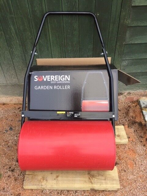 Lawn Roller (Sovereign) Used a couple of Times ...Job done!