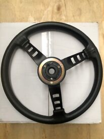 Datsun 240z and 260z steering wheel