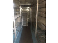 Walk in Fridge / Chiller - fully working - free, to be collected