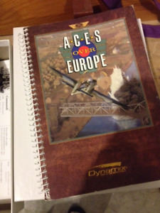 Aces over Europe game