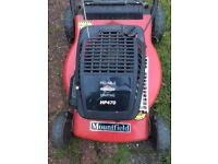 Mountfield HP 470 Petrol Lawnmower