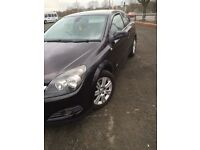 2007 vauxhall astra 3dr sports hatch