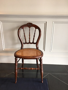 19th Century Mahogany Chair