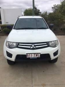 2014 Mitsubishi Triton Glx (4x4) 4 Sp Automatic 4x4 Double Cab...