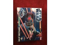 Star Wars 'Death Star Attack' micro scalextric