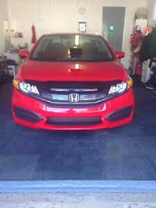 2015 Honda Civic EX Coupe (2 door)