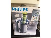 Philips HR1861 Aluminium 700W Juicer