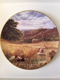 *ROYAL DOULTON Ltd Ed No.424* FBC 'The Young Harvesters' by George V Cole MINT