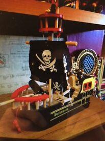 Pirate Galleon.
