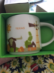 Starbucks Mugs - Texas / San Francisco / London