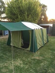 Tent - stove - camping gear Tanunda Barossa Area Preview