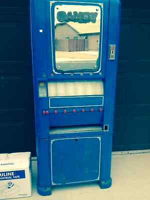 Vintage 1940's Rowe Vending Candy machine