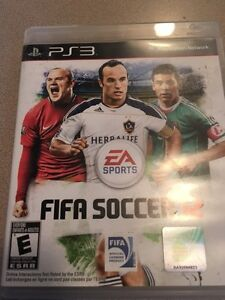 Fifa Soccer 12 PS3 Game