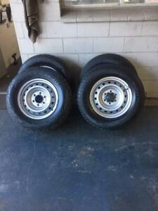 Ford Ranger Wheels and Desert Dueller Tyres Reynella Morphett Vale Area Preview