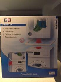 Washing Machine & Tumble Dryer Universal Stacking Kit