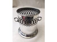 Mappin and Webb silver plated Bottle coaster