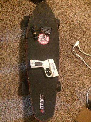 Altered Wireless Electric Skateboard Remote Control skateboard