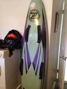Nipper Fiberglass board Ettalong Beach Gosford Area Preview