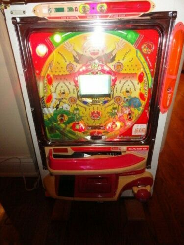Rare Pachinko Machine pinball - Astra- LCD-Daido New Version DH-12