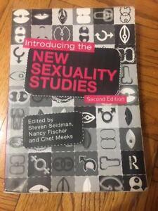 Introducing the New Sexuality Studies - Second Edition