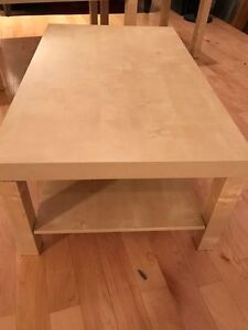 THREE TABLES FOR YOUR FAMILY ROOM