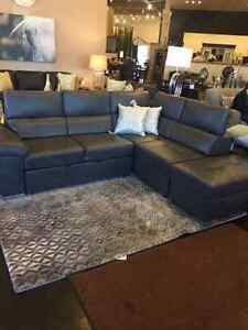 "the ""DO EVERYTHING"" sectional"