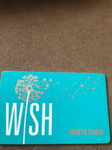 WHITE OAKS RESORT AND SPA GIFT CARDS