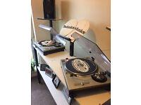Technic S1200 Mk2 Turntable/DJ Equipment for sale £400 for pair