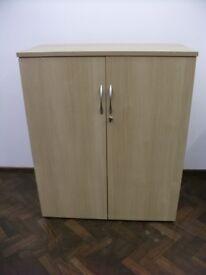 2 Doors Cabinet . Size : H=120cm , W=100cm , D=50cm