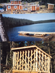 FOR SALE BY ROYAL LEPAGE - Cabin on Jelly Bean Lake
