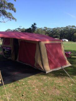 Camper trailer semi off road Dapto Wollongong Area Preview