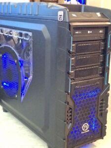 PC Gamer 8coeur 4.7GhZ+GTX 780 6GB+16GB RAM+ SSD 512GB + 2TB HDD