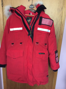 Ladies Canada Goose Resolute Parka for sale