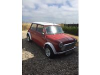 1986 AustinMini Chelsea; Limited Edition; MOT May 2019; incl. spare parts & service history.