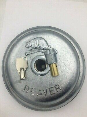 Beaver Lock Key For Gumball Candy Bulk Vending Machine High Security Free Sh