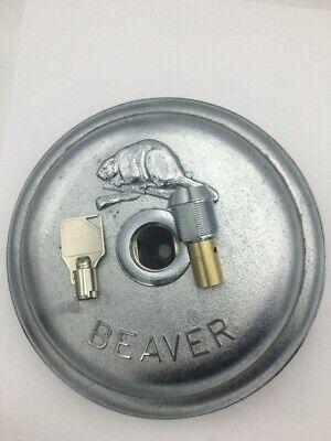 Beaver Lock Key For Gumball Candy Bulk Vending Machine High Security Free Sh