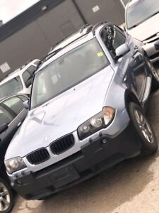 *SAFETIED* *LOADED* 2005 BMW X3 2.5i *ALL WHEEL DRIVE*