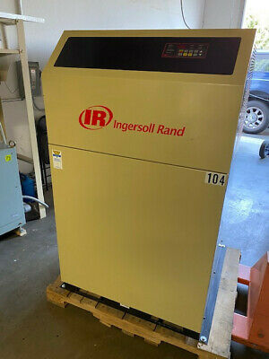 Ingersoll Rand 600 Scfm Refrigerated Air Compressor Dryer