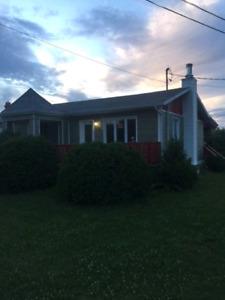 Maison à St Moise Matapédia près d'Amqui