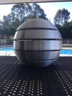 Pendant lights-  Round Light Aluminium Pendant - 280mm