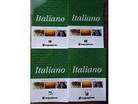 Italian Linguaphone Full Language course