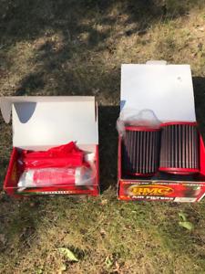 2004 -07 Honda CBR1000RR BMC race air filters & filter cleaner