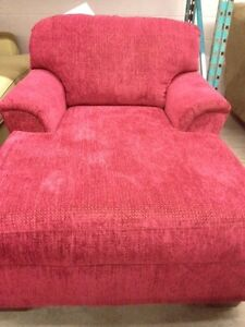 RED CHAISE LOUNGE Only $349.00 after your 10% Discount!