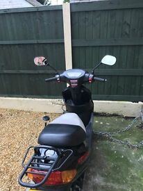 Direct Scooter 50cc, 1 owner. 889 miles