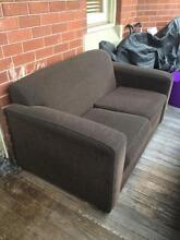 Two Free Fabric Lounge's in Good Condition Ashfield Ashfield Area Preview